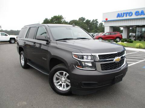 2017 Chevrolet Tahoe for sale at Auto Gallery Chevrolet in Commerce GA
