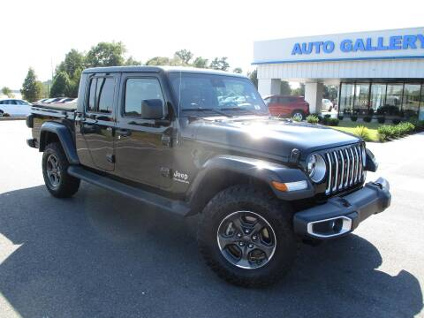 2020 Jeep Gladiator for sale at Auto Gallery Chevrolet in Commerce GA