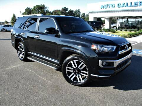 2017 Toyota 4Runner for sale at Auto Gallery Chevrolet in Commerce GA