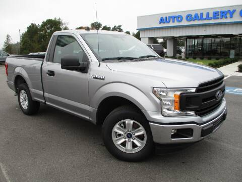 2020 Ford F-150 for sale at Auto Gallery Chevrolet in Commerce GA