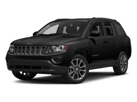 2015 Jeep Compass High Altitude Edition for sale at FUCCILLO FORD-EAST OF GREENBUSS in East Greenbush NY