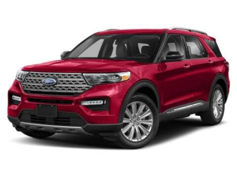 2020 Ford Explorer XLT for sale at FUCCILLO FORD-EAST OF GREENBUSS in East Greenbush NY