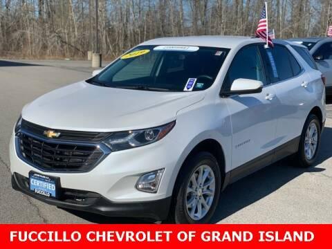2019 Chevrolet Equinox LT for sale at Fuccillo Chevrolet of Grand Island in Grand Island NY