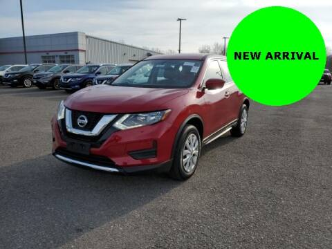 2017 Nissan Rogue for sale at Fuccillo Toyota of Grand Island in Grand Island NY
