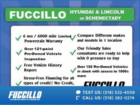 2016 Lincoln MKX Reserve for sale at Hyundai / Lincoln of Schenectady in Schenectady NY