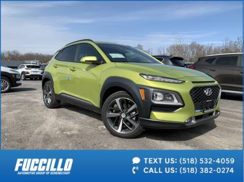 2020 Hyundai Kona Ultimate for sale at Hyundai / Lincoln of Schenectady in Schenectady NY