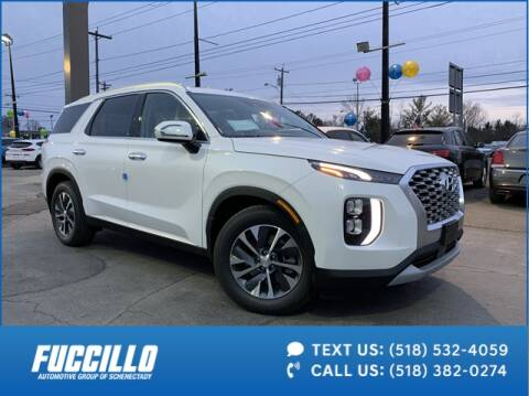 2020 Hyundai Palisade SEL for sale at Hyundai / Lincoln of Schenectady in Schenectady NY