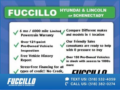 2018 Lincoln Navigator Reserve for sale at Hyundai / Lincoln of Schenectady in Schenectady NY
