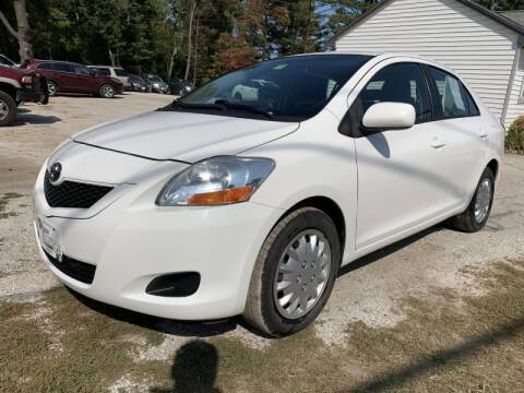 2010 Toyota Yaris for sale at Williston Economy Motors in Williston VT