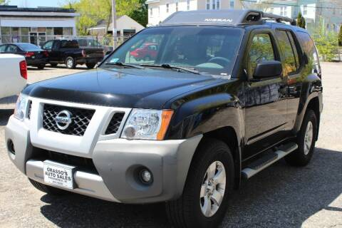 2010 Nissan Xterra for sale at Grasso's Auto Sales in Providence RI