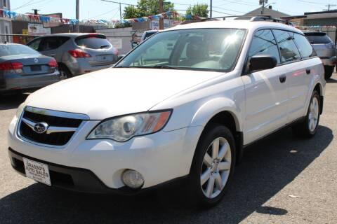2008 Subaru Outback 2.5i for sale at Grasso's Auto Sales in Providence RI