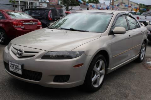 2007 Mazda MAZDA6 i Sport for sale at Grasso's Auto Sales in Providence RI
