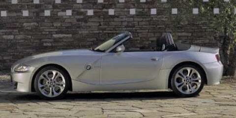 2006 BMW Z4 for sale at Chantz Scott Kia in Kingsport TN