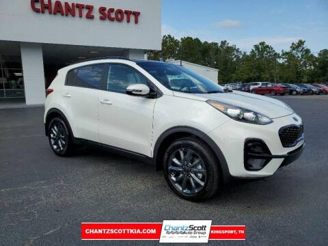 2021 Kia Sportage for sale at Chantz Scott Kia in Kingsport TN