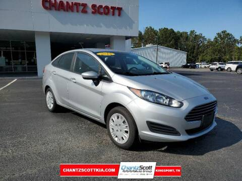 2019 Ford Fiesta for sale at Chantz Scott Kia in Kingsport TN
