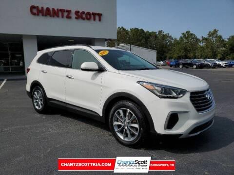 2017 Hyundai Santa Fe for sale at Chantz Scott Kia in Kingsport TN