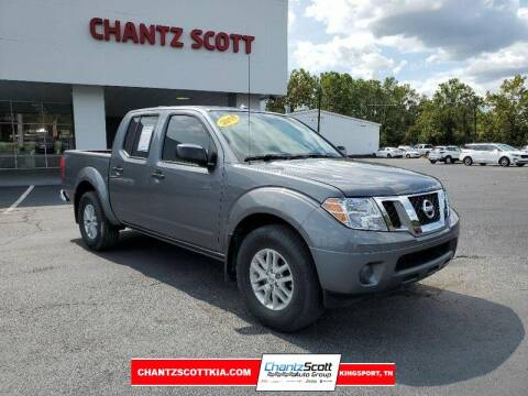 2018 Nissan Frontier for sale at Chantz Scott Kia in Kingsport TN