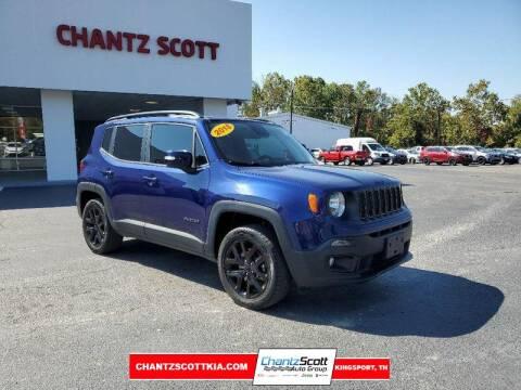 2018 Jeep Renegade for sale at Chantz Scott Kia in Kingsport TN
