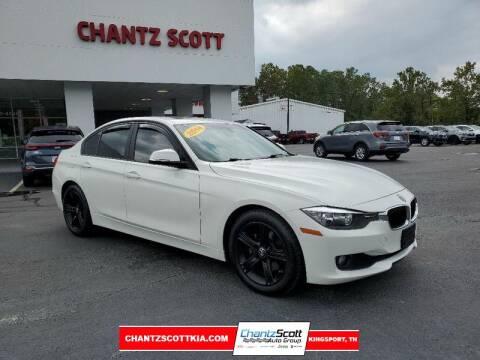 2014 BMW 3 Series for sale at Chantz Scott Kia in Kingsport TN