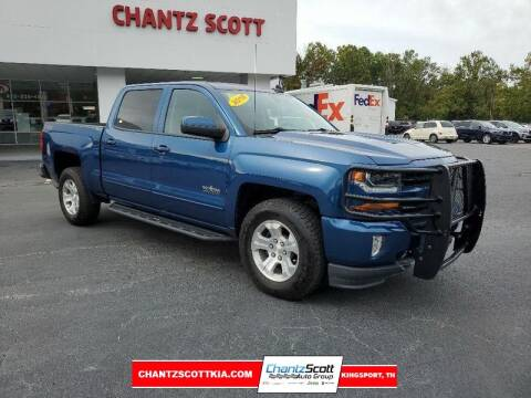 2018 Chevrolet Silverado 1500 for sale at Chantz Scott Kia in Kingsport TN