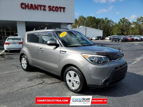 2015 Kia Soul for sale at Chantz Scott Kia in Kingsport TN