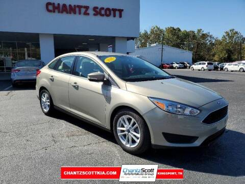 2016 Ford Focus for sale at Chantz Scott Kia in Kingsport TN