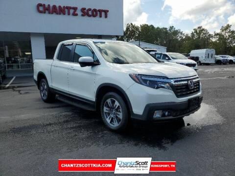2019 Honda Ridgeline for sale at Chantz Scott Kia in Kingsport TN