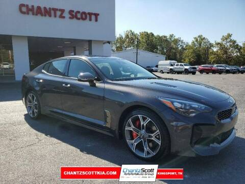 2021 Kia Stinger for sale at Chantz Scott Kia in Kingsport TN