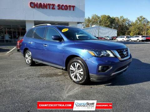 2019 Nissan Pathfinder for sale at Chantz Scott Kia in Kingsport TN