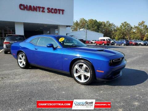 2018 Dodge Challenger for sale at Chantz Scott Kia in Kingsport TN