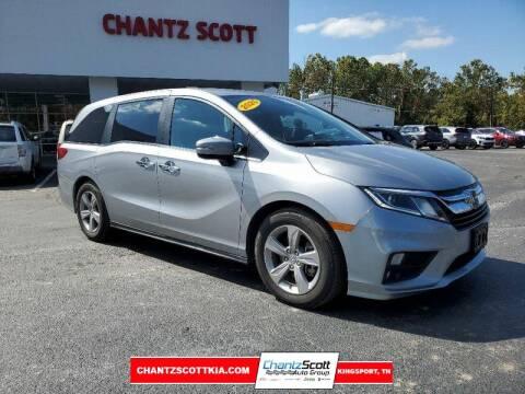 2020 Honda Odyssey for sale at Chantz Scott Kia in Kingsport TN