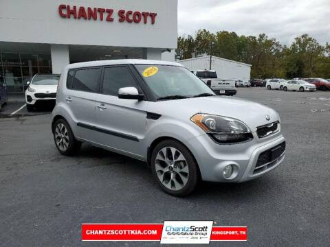 2013 Kia Soul for sale at Chantz Scott Kia in Kingsport TN