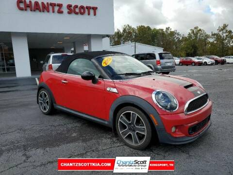 2013 MINI Roadster for sale at Chantz Scott Kia in Kingsport TN