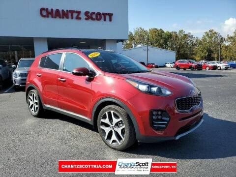 2018 Kia Sportage for sale at Chantz Scott Kia in Kingsport TN