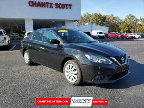 2019 Nissan Sentra for sale at Chantz Scott Kia in Kingsport TN