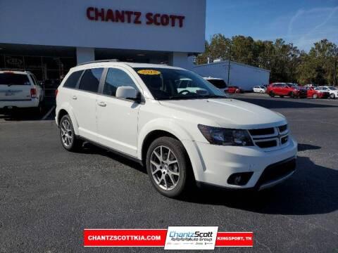 2018 Dodge Journey for sale at Chantz Scott Kia in Kingsport TN