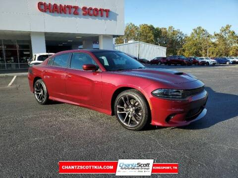 2020 Dodge Charger for sale at Chantz Scott Kia in Kingsport TN