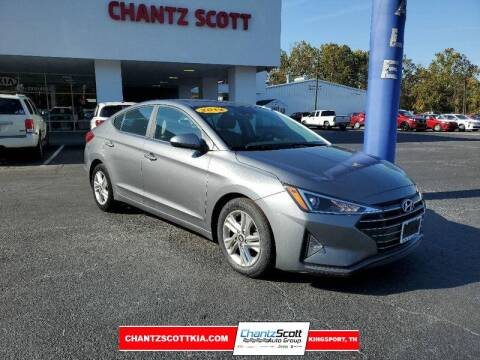 2019 Hyundai Elantra for sale at Chantz Scott Kia in Kingsport TN
