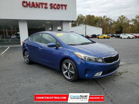 2017 Kia Forte for sale at Chantz Scott Kia in Kingsport TN