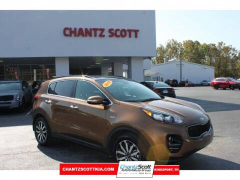 2018 Kia Sportage for sale at Chantz Scott Kia in Kingsport TN