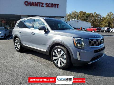 2021 Kia Telluride for sale at Chantz Scott Kia in Kingsport TN