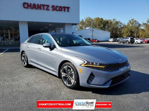 2021 Kia K5 for sale at Chantz Scott Kia in Kingsport TN