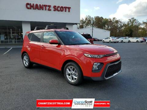 2021 Kia Soul for sale at Chantz Scott Kia in Kingsport TN