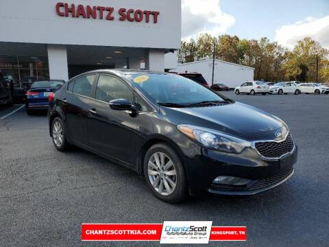 2016 Kia Forte for sale at Chantz Scott Kia in Kingsport TN