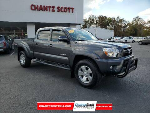 2013 Toyota Tacoma for sale at Chantz Scott Kia in Kingsport TN