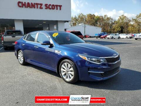 2018 Kia Optima for sale at Chantz Scott Kia in Kingsport TN
