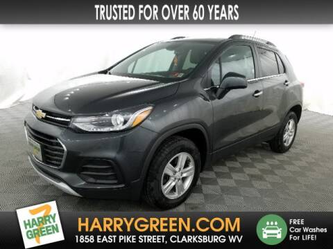 2017 Chevrolet Trax LT for sale at Harry Green Chevrolet & Nissan in Clarksburg WV