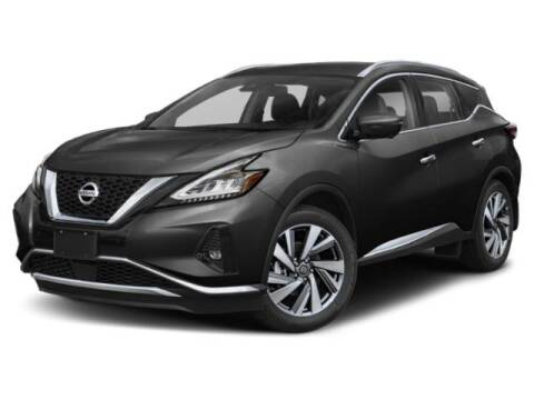 2020 Nissan Murano SL for sale at Harry Green Chevrolet & Nissan in Clarksburg WV