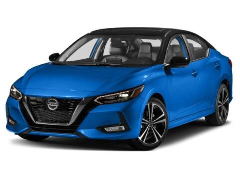2020 Nissan Sentra SV for sale at Harry Green Chevrolet & Nissan in Clarksburg WV