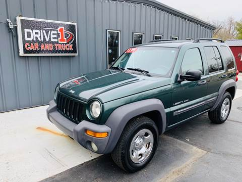 2003 Jeep Liberty Sport for sale at Drive 1 Car & Truck in Springfield OH